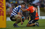 Jaco Coetzee of Western Province during the Currie Cup match between DHL Western Province and Tafel Larger Griquas at DHL Newlands on September 23, 2017 in Cape Town, South Africa.