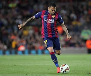 Daniel Alves dézingue le FC Barcelone