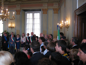 Photo: Autorità intervenute alla cerimonia