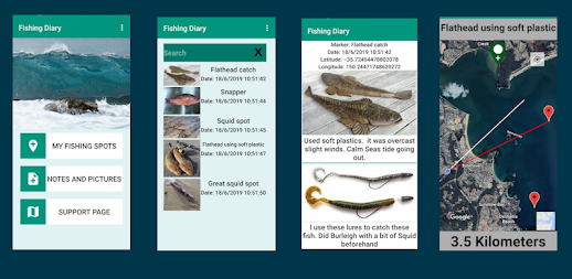My Fishing Diary APK