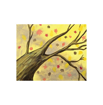 Fall Tree - Set