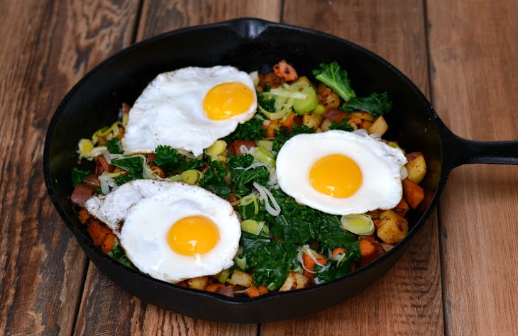 Breakfast Skillet Recipe