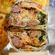 Beef Suadero Burrito