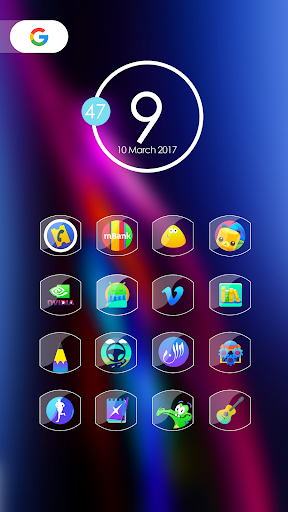 Porent - Icon Pack app (apk) free download for Android/PC/Windows screenshot