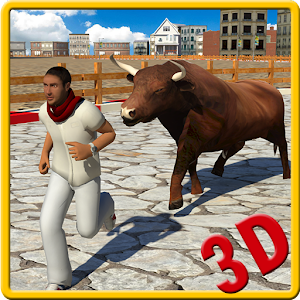 Angry Bull Attack 2017 for PC and MAC