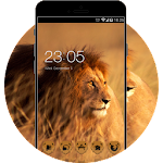 Animal Theme: Lion HD Live Wallpaper for Huawei Icon