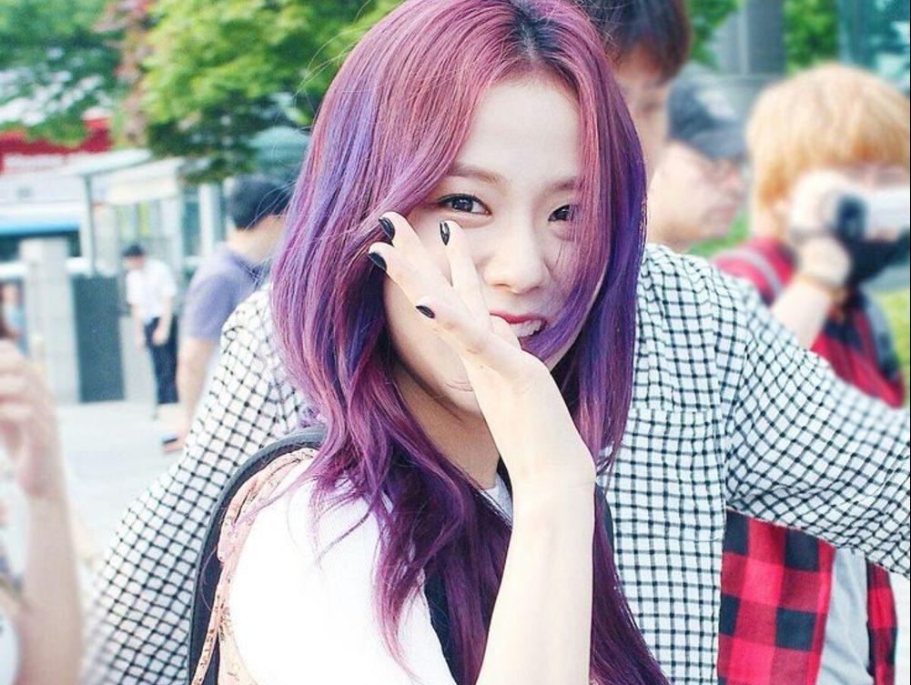 BLACKPINK Jisoos New Hairstyle Is Freakin Awesome Koreaboo