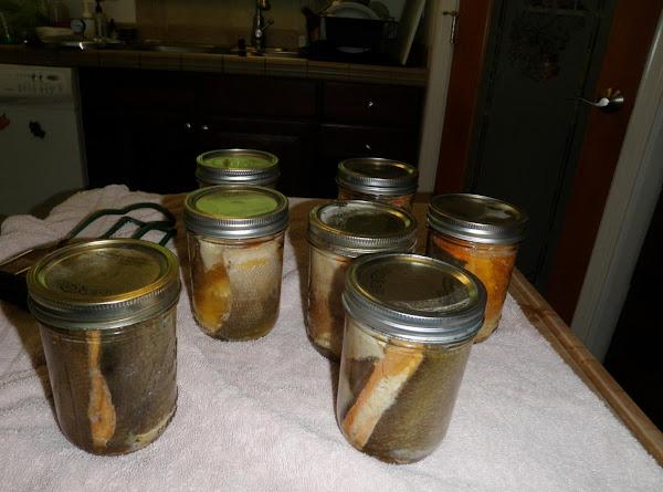 Canning Sockeye Salmon How To Avoid Zombie Acopoly Recipe