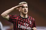 📷 🎥 L'AC Milan et Alexis Saelemaekers ont un nouveau maillot