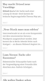 Nürtinger Zeitung digital - náhled