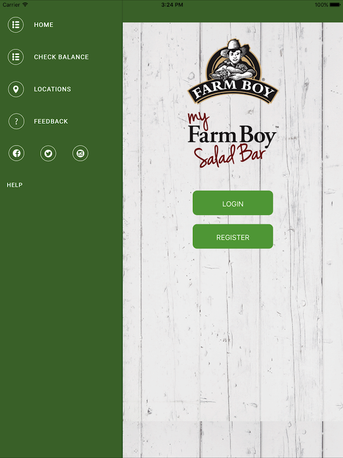 Farm Boy- screenshot