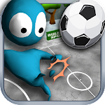 Cartoon Street Soccer 2015 Icon