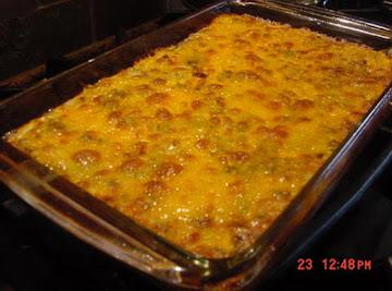 Chili Rellenos Casserole Recipe