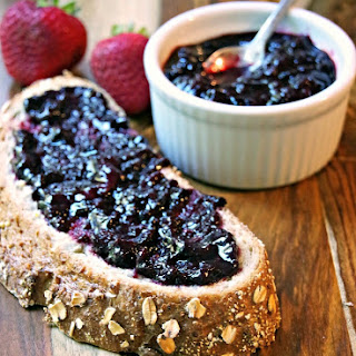Triple Berry Jam Recipe using No Pectin and No Canning!