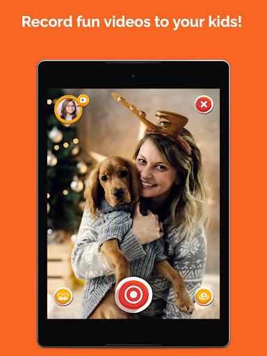 YoYo Kidz - Easy and Safe Video Messaging for Kids screenshot 8