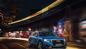 Audi's dynamic creative ads reinforce car customization possibilities