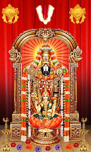 Balaji Live Wallpaper