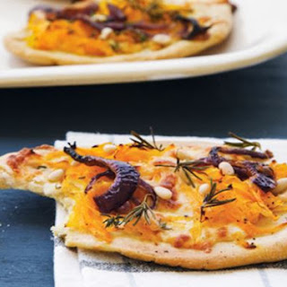 Pumpkin Cheese Pizza