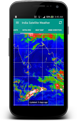 India Satellite Weather 5.0.6 Apk for Android 5
