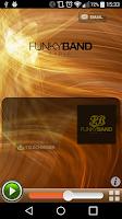 Screenshot of Funkyband Radio