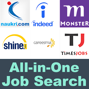 All-in-1 Job Search & Govt Job 3.17 Icon