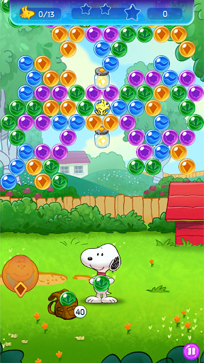 Snoopy Pop - Free Match, Blast & Pop Bubble Game 1.19.007 screenshots 6