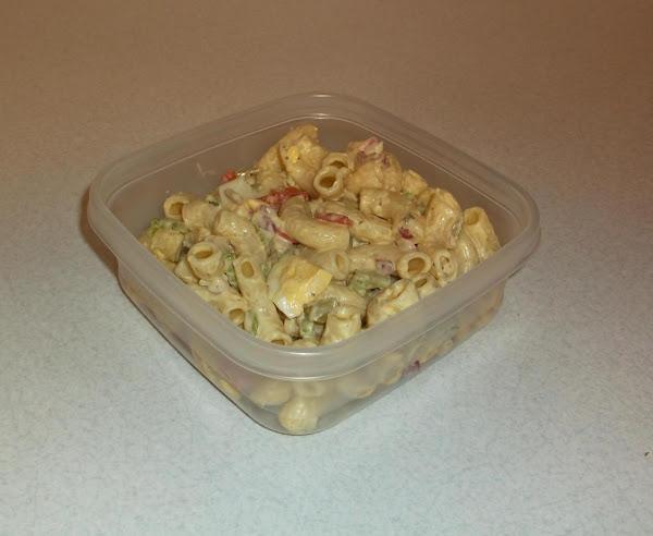 Favorite Macaroni Salad Recipe