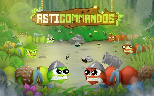 Asticommandos  captures d'u00e9cran 1