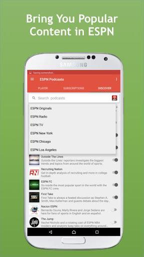 ECast Premium (No Ads) screenshot