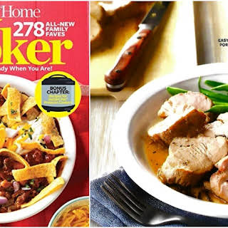Easy Slow-Cooked Pork Tenderloin.