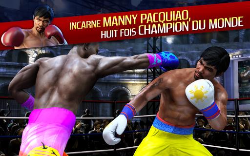 Real Boxing Manny Pacquiao  captures d'écran 1