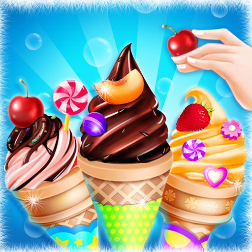 Ice Cream Cones Maker file APK Free for PC, smart TV Download
