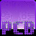 PCB Purple ⁞ CM12 Theme icon