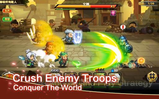 Three Kingdoms: Global War 1.2.8 screenshots 18