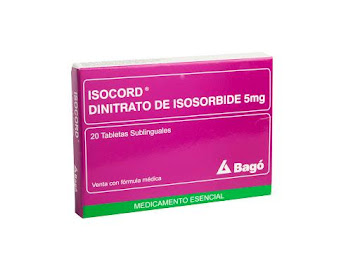 Isocord 5Mg Tabletas