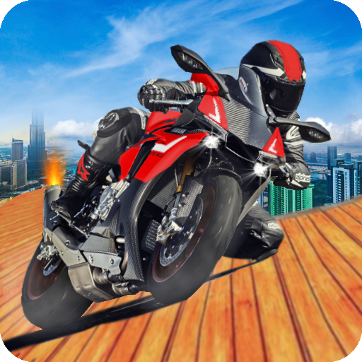 Highway Stunts Bike Racing