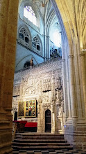 Photo: Belleza en estado puro. Palencia. Catedral