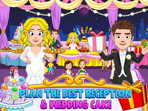 My Town : Wedding Bride Game for Girls apkdebit screenshots 10