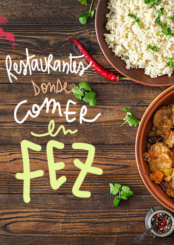 restaurantes donde comer en Fez