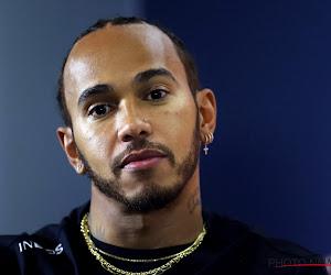 """Hamilton boos bij stilte van F1-collega's in rassenconflict: """"Ik sta alleen"""""""