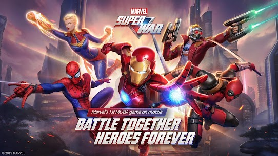MARVEL Super War Apk Download For Android and Iphone 1