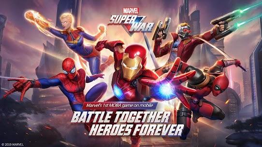 Marvel Super War MOD APK 3.4.0( Unlimited Money ) 1