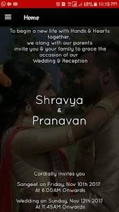 Shravaya Weds Pranavan - náhled