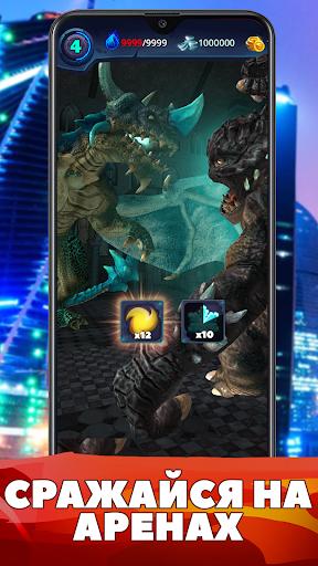 Code Triche Город монстров: Легенда! APK MOD (Astuce) screenshots 5