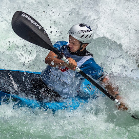 This is easy by Mike Watts - Sports & Fitness Watersports ( canoe, kayak, whitewater )