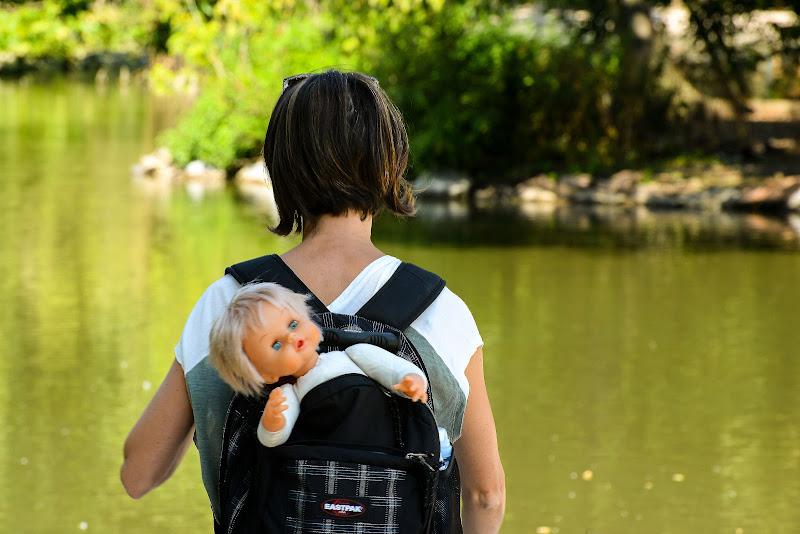 Sarò mamma di acquario