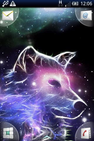 Magic Smoke 3d Live Wallpaper Apk Bug Fix Galaxy Wolf Lwp Magic Effect Apk Free Gizilexa