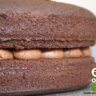 Vegan Gluten Free Nut Free Chocolate Cake