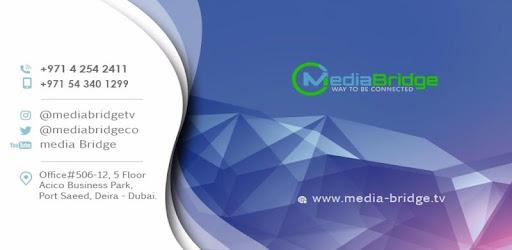 Media Bridge marketing – Aplicações no Google Play