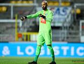 Sinan Bolat blesseerde zich aan de vinger